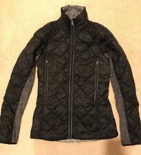 EUC Lululemon Down For A Run Jacket Size 4 Black