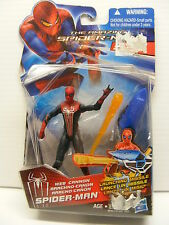 "The Amazing Spider-Man 3.75"" action figure WEB-CANNON SPIDERMAN  hasbro 2012"