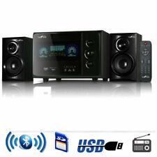 NEW Bluetooth 2.1 Home Theater TV Surround Sound Speaker System FM Remote USB/SD