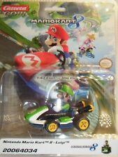 Carrera Go 1:43 Nintendo Mario Kart Luigi for Slotcar Racing Track