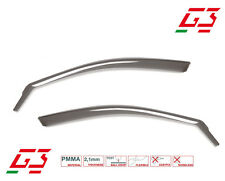 G3 Deflettori aria antivento anteriori Honda Civic 2006-2012 5 porte