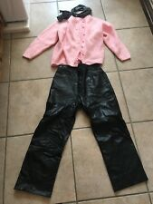 Adult Costume Sandy From Grease Homemade