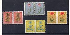 Holanda Flores Serie del año 1960 (DR-464)