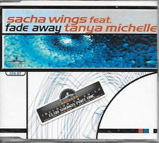 SACHA WINGS ft TANYA MICHELLE - Fade away CDM 6TR Deep House 1999 Spain
