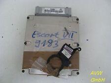 Steuergerät Motor Satz mit Lesespule und Transponder FORD  ESCORT VII (GAL, AAL,