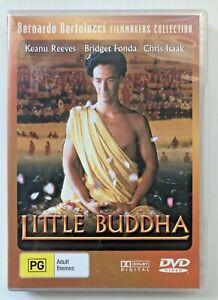 Little Buddha - ALL Region  DVD - Keanu Reeves, Chris Isaak, Bridget Fonda