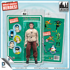 Official DC Comics Batman Dick Grayson 8 inch Figure on Mego Style Retro Card
