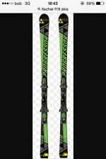 2016 Fischer Progressor F19 skis with Bindings included
