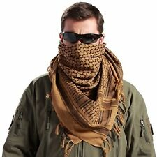 Military Army Tactical Keffiyeh Shemagh Scarf Arab Shawl Neck Cover Head Wrap US