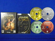 pc STAR WARS Knights Of The Old Republic PC CD ROM