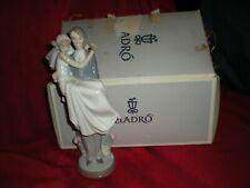 "Lladro ""Over The Threshold"" 5282"