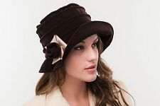 Unbranded 100% Cotton Cloche Hats for Women