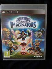 SKYLANDERS - IMAGINATORS - SONY PLAYSTATION 3 - PS3 -.2 FIGURAS - PORTAL