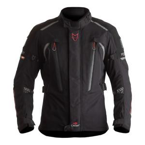 WOLF Titanium Outlast CE 2020 Motorcycle Waterproof/Breathable UK Textile Jacket