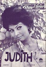 MFK 103   JUDITH   Sophia Loren   Peter Finch   Jack Hawkins   Top Zustand