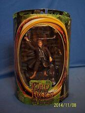 Lord of the Rings SAMWISE GAMGEE Action Figure NIB Moria Mines Goblin ToyBiz