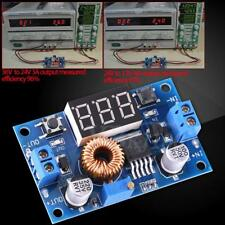 DC-DC Adjustable Buck Converter Step Down Module Power Supply 4.0~38 to 1.25-36V