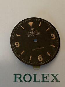 Rolex 5504  Explore Custom Dial