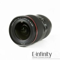 NEW Canon EF 16-35mm f/4L IS USM Lens