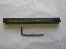 Nikcole Ein- und Abstechhalter für die Außenbearbeitung THE 7 1010 L