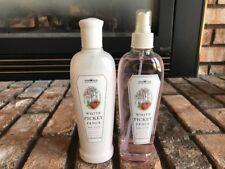 Bath And & Body Vintage White Picket Fence Cherry Blossom Body Splash Lotion