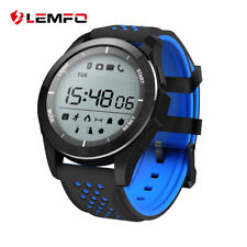 LEMFO F3 Smart Watch Bluetooth Waterproof Pedometer Heart Rate For Android IOS