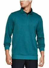 NWT UNDER ARMOUR COLDGEAR STORM LOOSE MENS XL LONG SLEEVE 1/4 ZIP UP SHIRT - $70