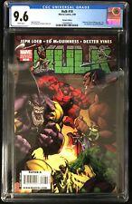 Hulk #10 (2009) CGC 9.6 Ed McGuiness Variant!
