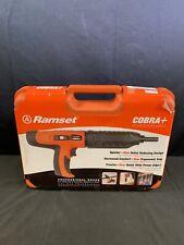 Ramset 16942 Cobra Plus .27 Caliber Semi Auto Powder Actuated Tool- free ship