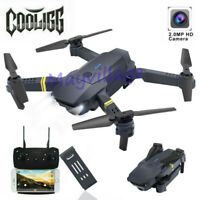 Cooligg S168 Wifi HD Camera Drone Aircraft Foldable Quadcopter Toys Selfie FPV