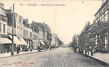 CPA 62 CALAIS BOULEVARD LAFAYETTE
