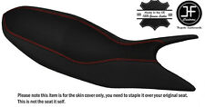 GRIP VINYL RED DS ST CUSTOM FITS DUCATI HYPERMOTARD 821 939 13-17 SEAT COVER