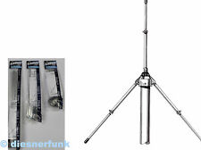 SIRIO GPA 108-136 FLUGFUNK Basis Antenne VHF Funk 108-136Mhz Tower Airpot 2 Band