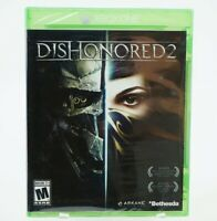 Dishonored 2 Standard Edition: Xbox One [Brand New]
