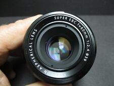 Fuji Fujifilm XF 60mm f2.4 Fujinon Macro ASPH Super EBC Lens X-Mount