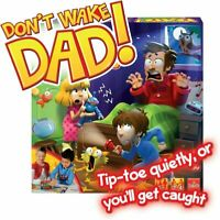 Goliath 1720 Don't Wake Dad Action and Reflex Children's Board Game