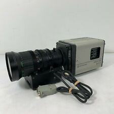 Hitachi HV-C10A CCD U Color Video Fujinon AT Lens S16x6.7BMD-D4M - AS IS!
