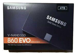 SAMSUNG SSD 4TB 860 EVO