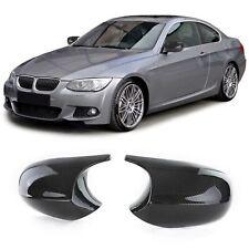 Carbon Spiegelkappen Sport zum Austausch für BMW 3er E92 Coupe E93 Cabrio 10-13