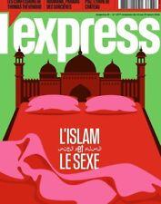 L'EXPRESS n° 3377 du 23 au 29.03. 2016 * L'ISLAM et LE SEXE