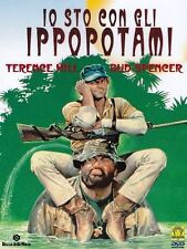 Io sto con gli ippopotami (1979) DVD