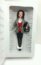 Barbie ANNE KLEIN 1997 Limited Edition NRFB