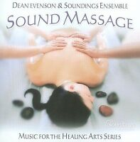 Sound Massage by Dean Evenson (CD, Apr-2002, Soundings of the Planet)