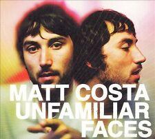 Matt Costa-Unfamiliar Faces CD NEW