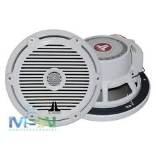 "JL AUDIO M770-TCX-CG-WH 7.7"" MARINE TOWER COAXIAL SPEAKERS w/ CLASSIC GRILLES"
