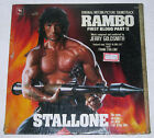 Philippines RAMBO FIRST BLOOD PART 2 Stallone MOVIE SOUNDTRACK LP Record