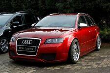 Spoiler Frontstoßstange  Audi A4 8E  CDW Tuning  Single-Frame