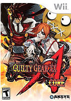 Guilty Gear XX: Accent Core (Nintendo Wii, 2007)