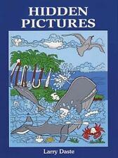 Dover Children's Activity Bks.: Hidden Pictures by Larry Daste (2001, Paperback)