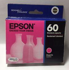 Epson T060320 EXPIRED Magenta Ink Cartridge - Exp. 12.2014